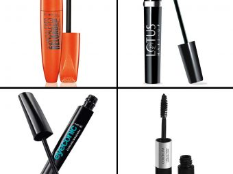 15 Best Mascaras In India In 2021