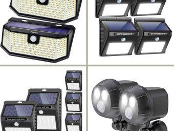15 Best Outdoor Motion Sensor Lights In 2021