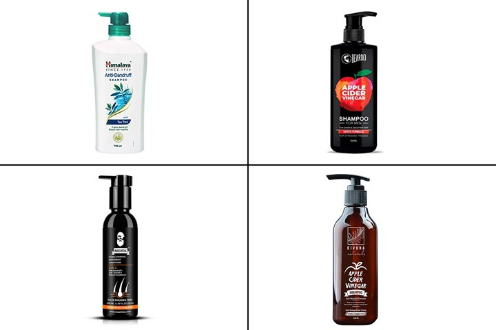 15 Best Shampoos For Hair Fall And Dandruff, In India in 2021-1