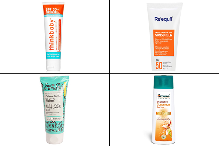 15 Best Sunscreens For Oily Skin In Summer In India In 2021