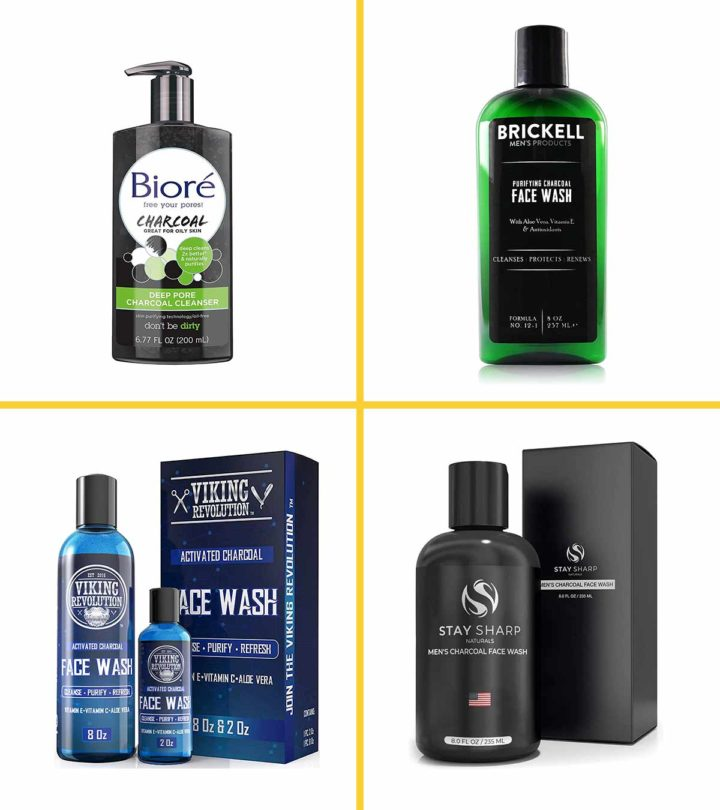 Best Charcoal Face Washes for a Clearer Skin in 2021