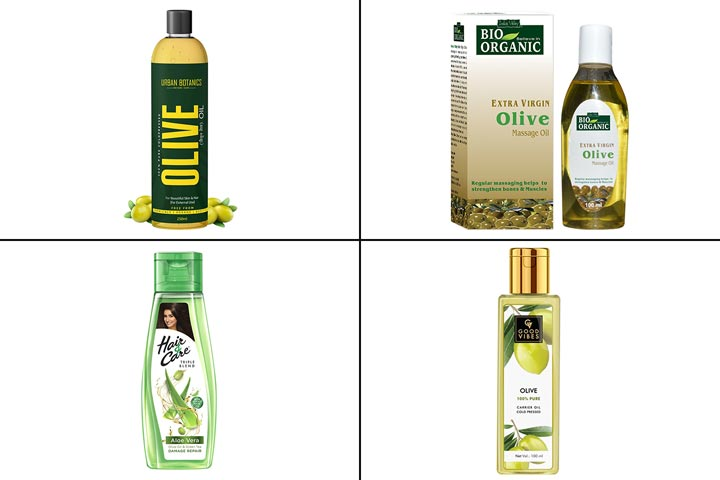 17 Best Olive Oils For Hair In India - 2021-1