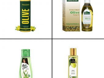 17 Best Olive Oils For Hair In India - 2021