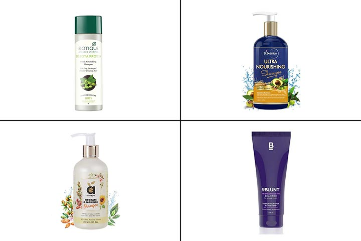 17 Best Shampoos For Dry Hair In India In 2021-1