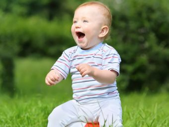 20 Fun And Simple Outdoor Activities For Babies