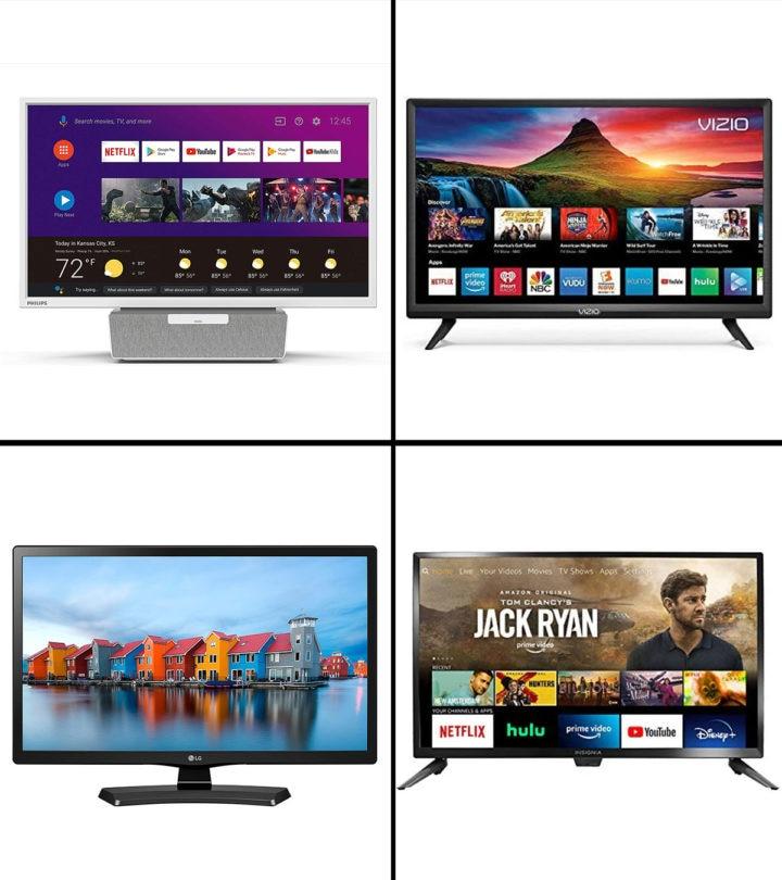 7 Best 24inch Smart TVs in 2021