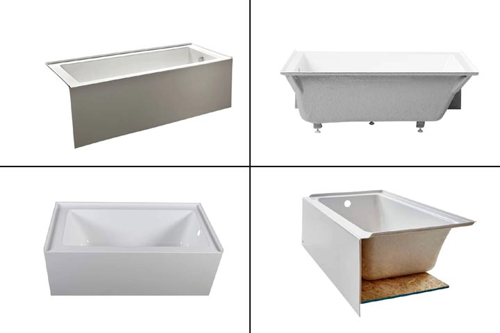 7 Best Alcove Bathtubs To Buy In 2021-1