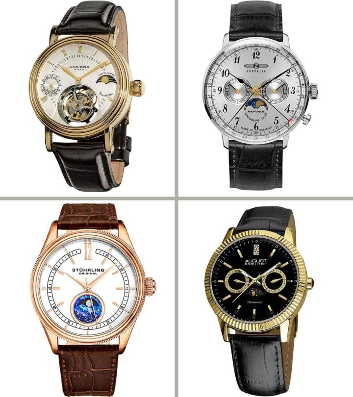 Best Moon Phase Watches in 2021