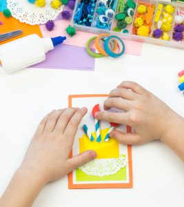 9 Easy DIY Birthday Party Crafts For Kids, With Images