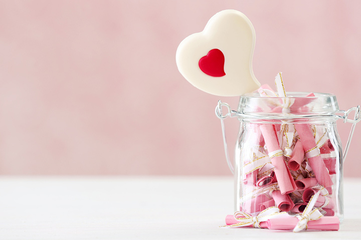 A Jar Of Sweet Notes