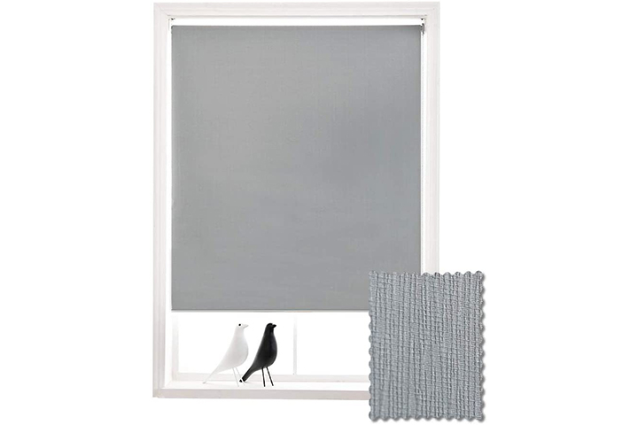 ALLBRIGHT Thermal Insulated 100% Blackout Shades