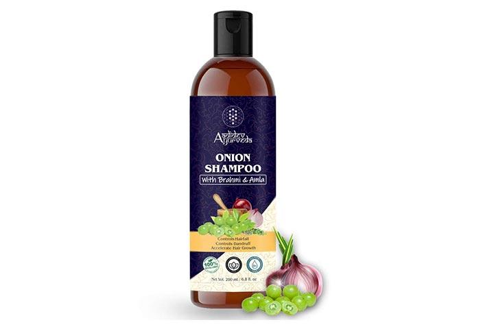Aadidev Ayurveda Onion Shampoo