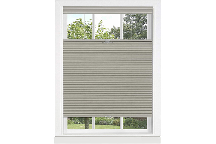 Achim Home Furnishings Cordless Honeycomb Cellular Shades