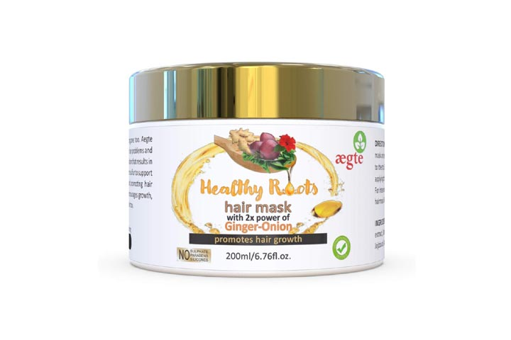Aegte Healthy Roots Hair Mask