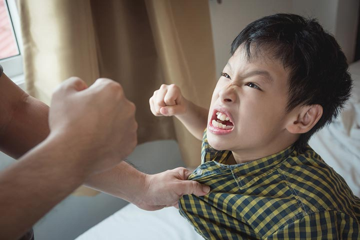Aggression In Children Types, Causes And Ways To Deal With Them-1