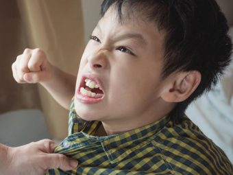 Aggression In Children: Types, Causes And Ways To Deal With Them