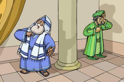 अलिफ लैला - चारों अंगूठे कटे आदमी की कहानी