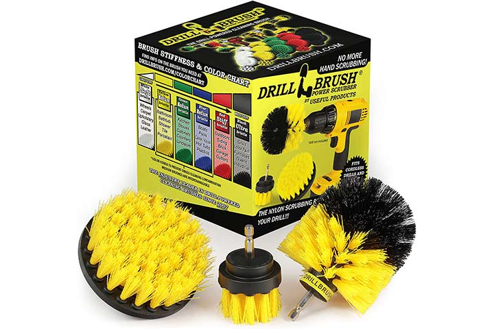 All Purpose Drill Brushes by Drill Brush Power