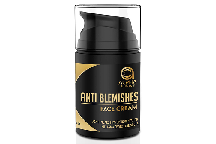 Alpha Choice Anti Blemishes Face Cream
