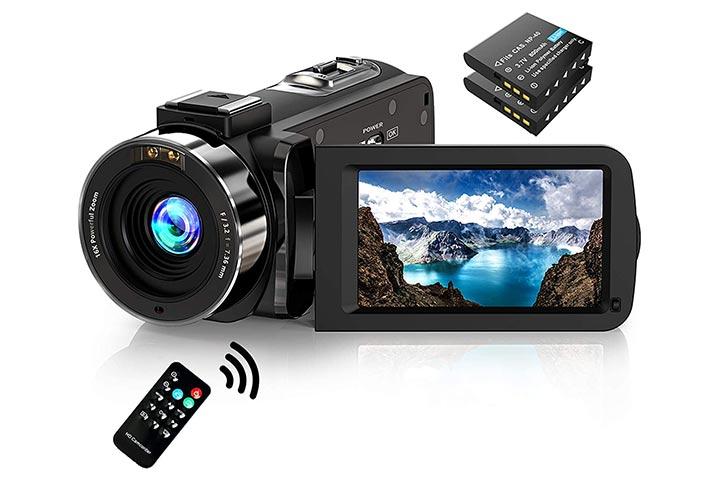 Alsouda FHD Video Camera Camcorder