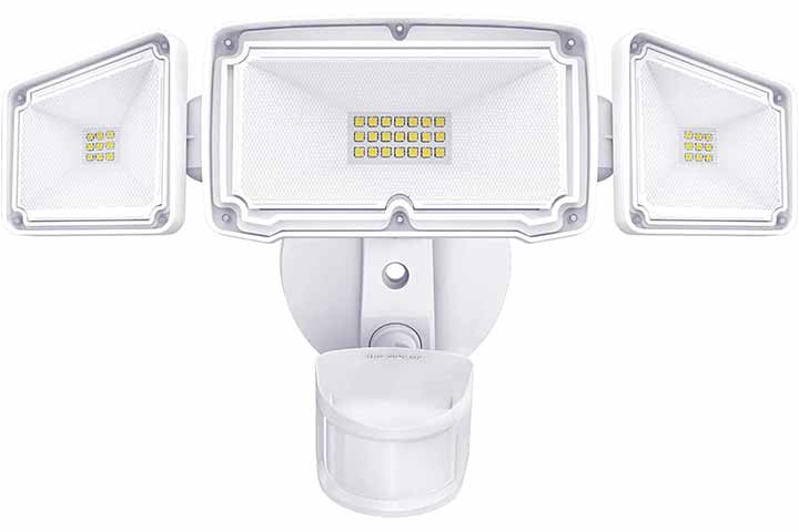 Amico Motion Activated LED Security Light
