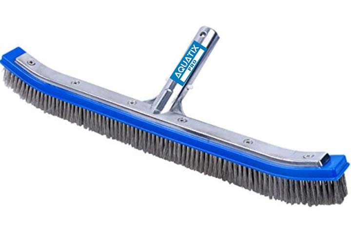 "Aquatix Pro 18"" Pool Brush"