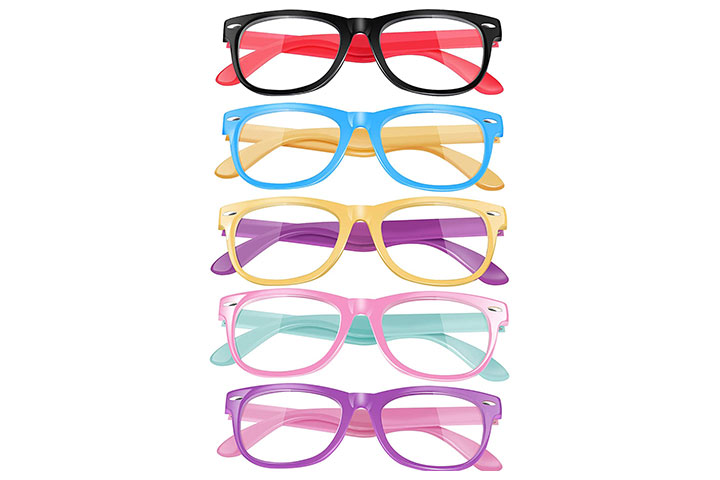 Azuza Kids Blue Light Blocking Glasses