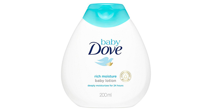 Baby Dove Nourishing Baby Lotion