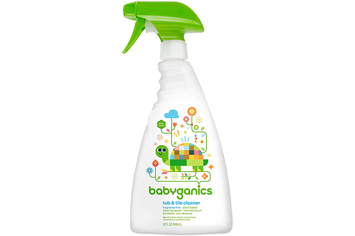 Babyganics Tub & Tile Cleaner