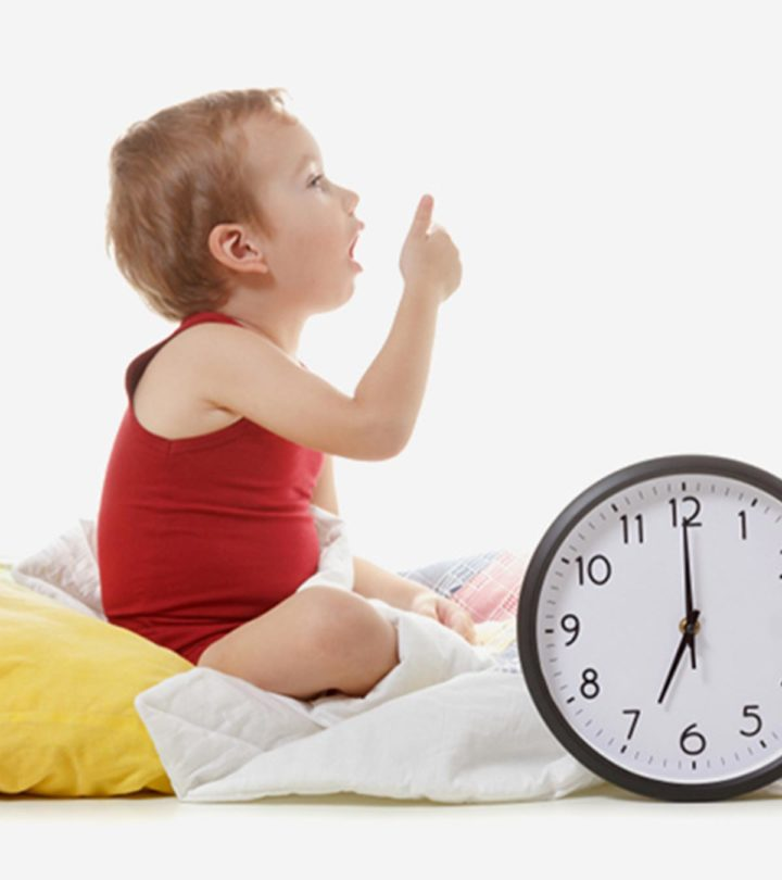 5 Reasons To Set Toddler Daily Schedule And Tips To Establish It
