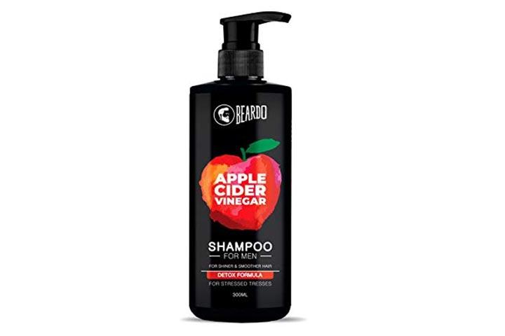 Beardo Apple Cider Vinegar Shampoo
