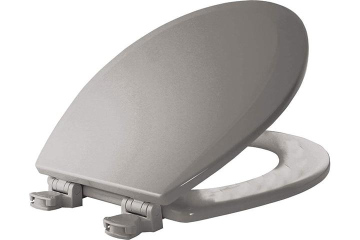 Bemis Toilet Seat - Ice Grey
