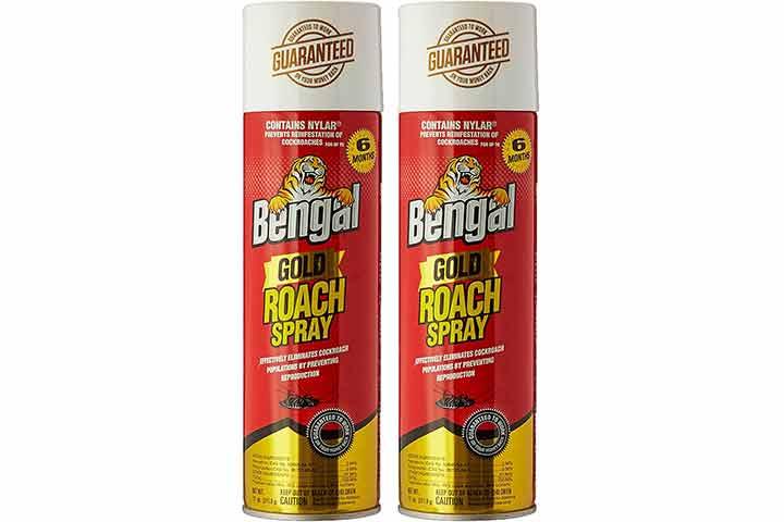Bengal Gold Roach Spray