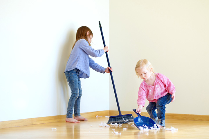 Best Clean Up Songs For Kids, With Lyrics