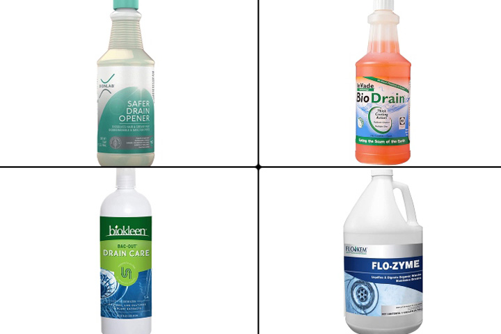 Best Drain Cleaners In For Clogged Sinks