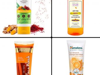 10 Best Face Washes For Tanned Skin In India In 2021
