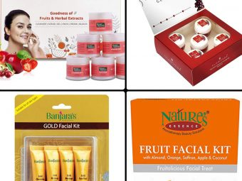 11 Best Facial Kits For Dry Skin In India In 2021