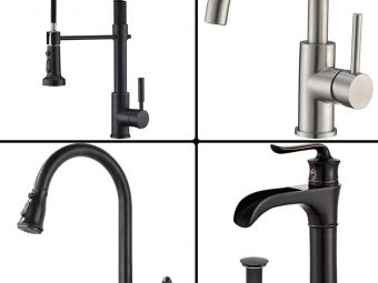 11 Best Faucets For Farmhouse Sink in 2021