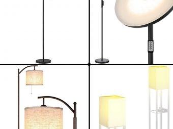 13 Best Floor Lamps for Bright Lights in 2021