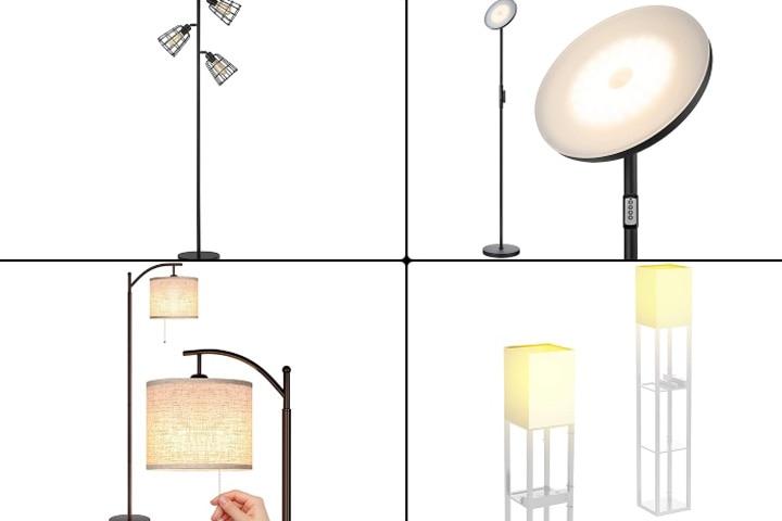 Best Floor Lamps for Bright Lights