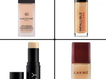 11 Best Foundations For Dry Skin In India In 2021