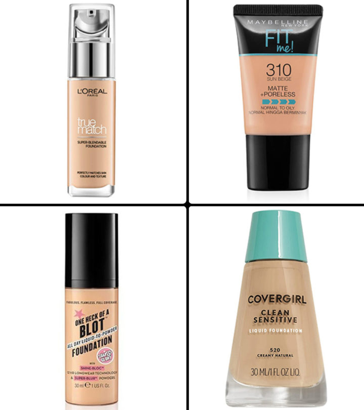 Best Foundations For Oily Skin In India In