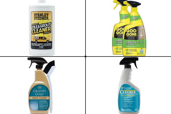 Best Grout Cleaners Of 2021