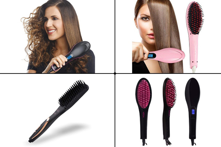 Best Hair Straightening Brushes