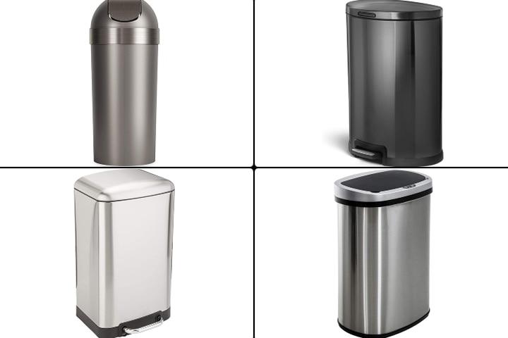 Best Kitchen Trash Cans In 2021