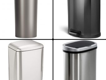 15 Best Kitchen Trash Cans In 2021