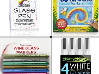 13 Best Markers To Write On Glass In 2021