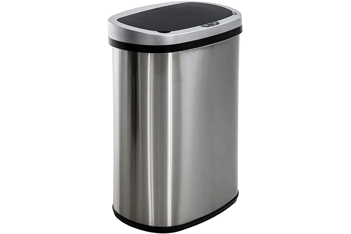 Best Office Garbage Can Automatic Trash Can