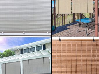11 Best Outdoor Blinds To Buy In 2021