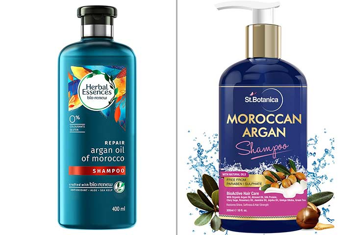 Best Shampoos For Frizzy Hair, In India